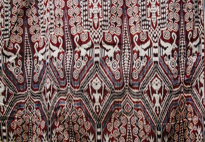 World Ikat Textiles Exhibition and Symposium: ties that bind – 14 April to 26 June – Brunei Gallery, SOAS
