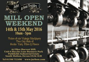 Mill Open Weekend 2016 Final A4