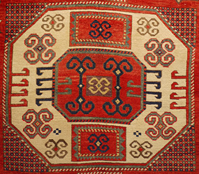 Antique Rug and Textile Fair – 14 to 17 April –  London NW8