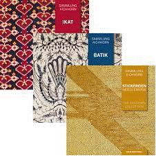 New books – The Aichorn Collection – Ikat, Batik and Needlework