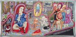 Grayson Perry - The Adoration Of The Cage Fighters