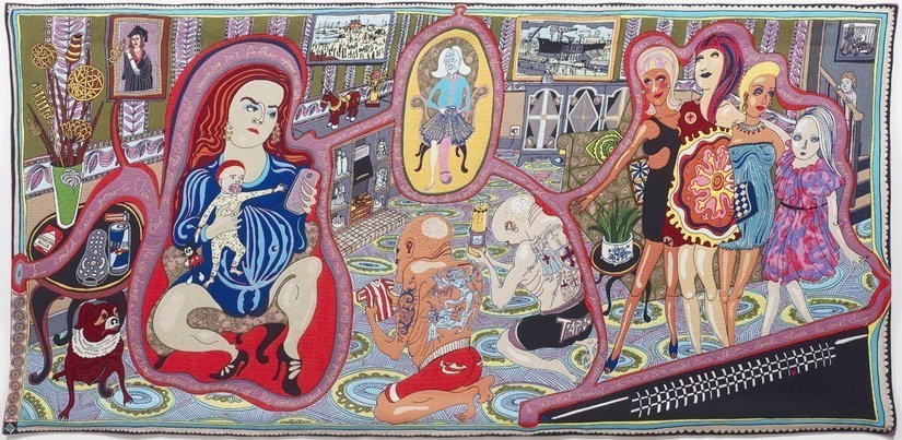 Grayson Perry: The Vanity of Small Differences – 8 October to 4 December 2016 – Canterbury