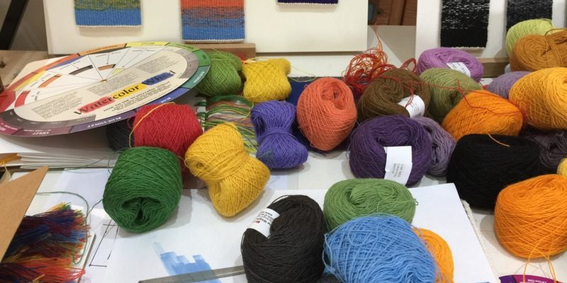 Workshop: Colour and Overlay effects in Tapestry Weaving – 26 to 28 January 2017 – Arundel