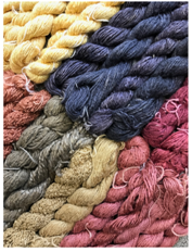 Earthues Dyeing Workshop – 11 February 2017 – The Handweavers Studio, N7