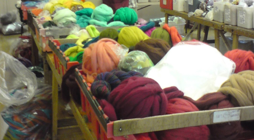 Wingham Wool Weekend – 11th and 12th March 2017 – East Hendred, OX12 8LA