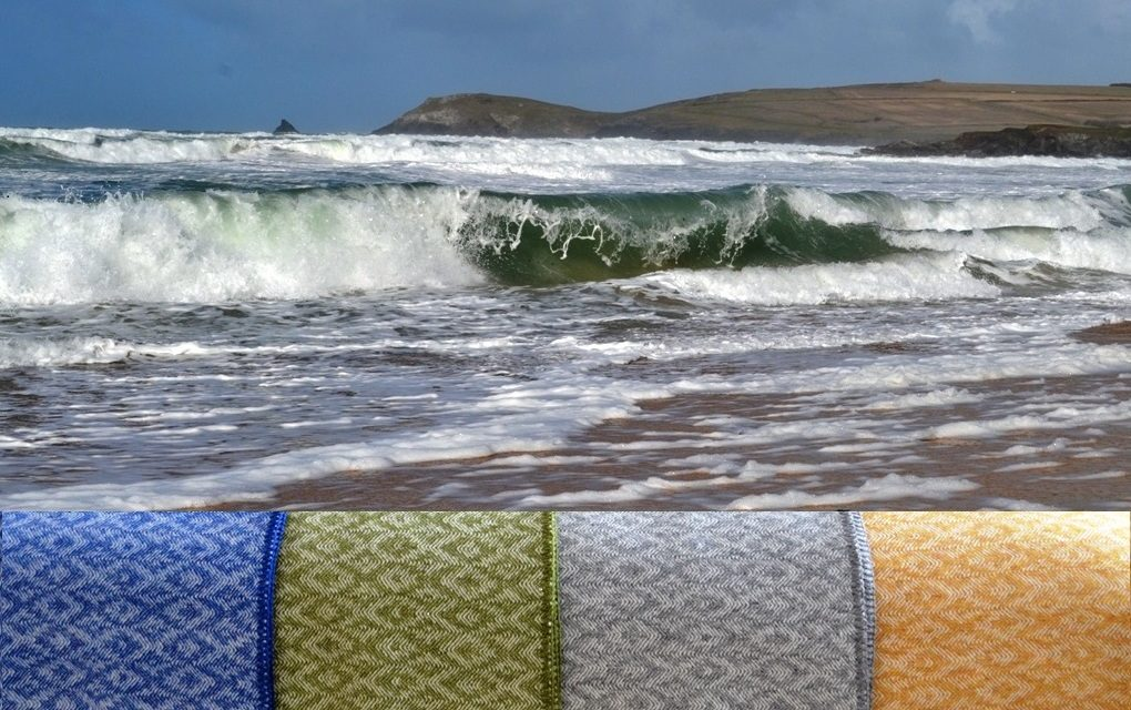 LGWSD member Madeleine Jude is literally Weaving a Path for Trevose Head