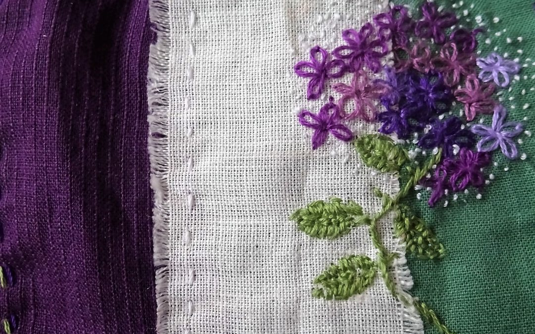 Textiles by Connie Flynn and work from the Goldsmiths Textile Collection – 5 – 29 March 2019