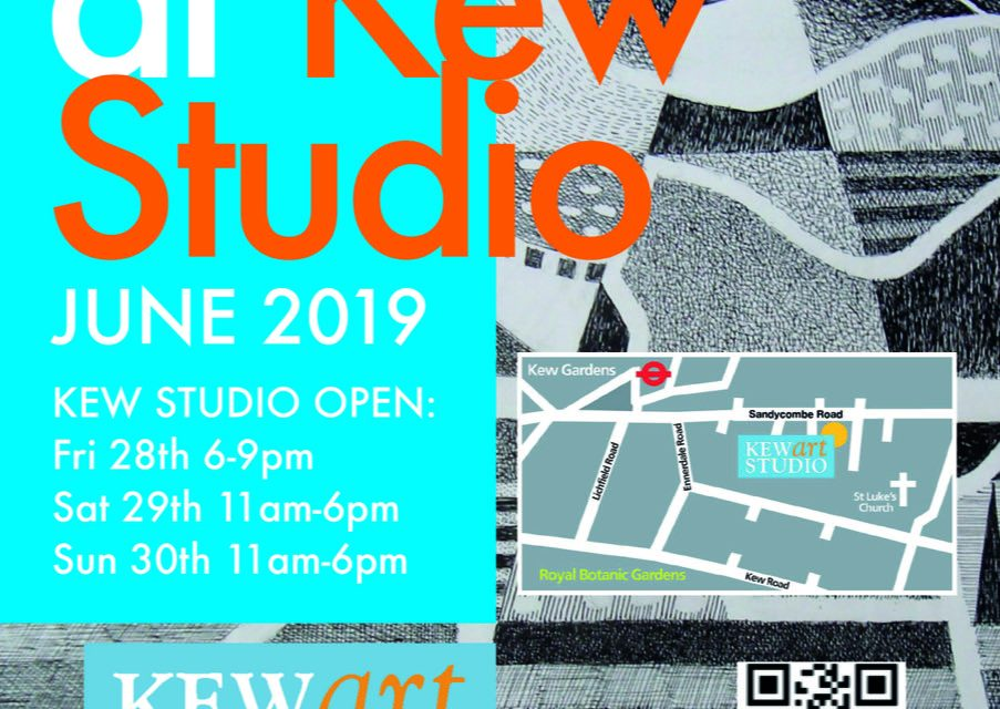 Art House At Kew Studio 28 – 30 June 2019