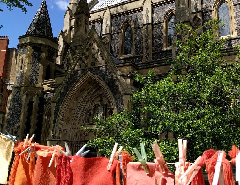 Dyer's Special Interest Group – 14 March 2020 – SOUTHWARK CATHEDRAL