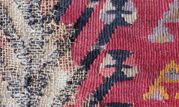 The Weaving of Meaning: Journey into Tapestry – Joanne Soroko 10 July 2021 – Virtual